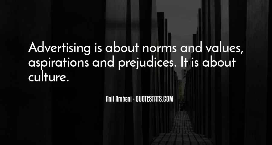 Values And Norms Quotes #1599505