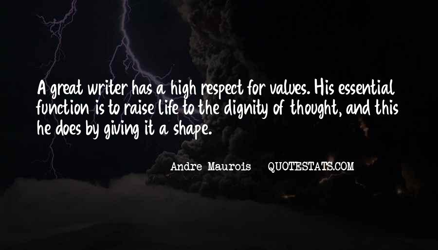 Values And Quotes #10002