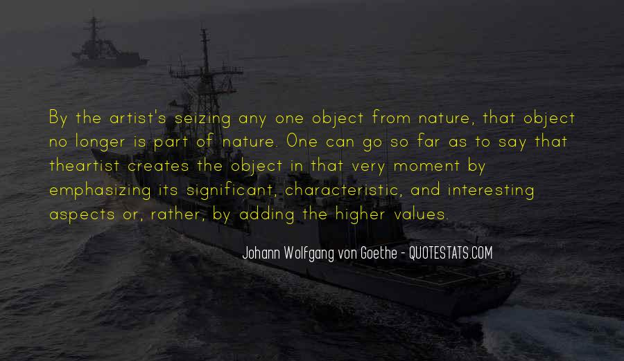 Values And Quotes #10687