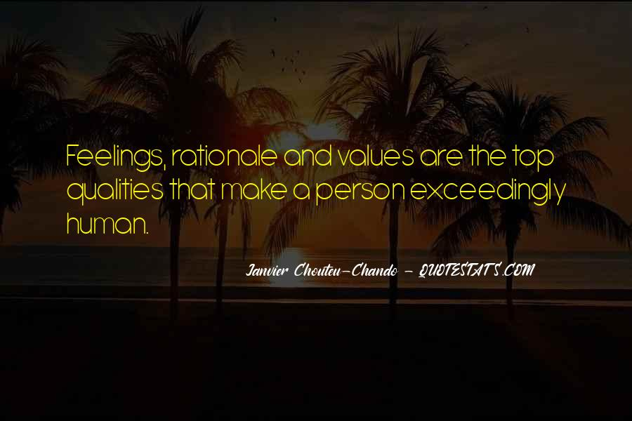 Values And Quotes #23967