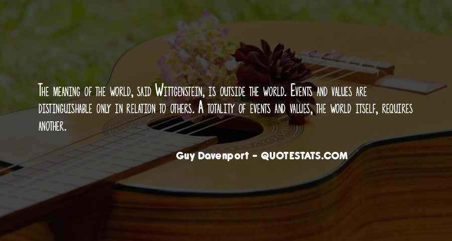 Values And Quotes #24308