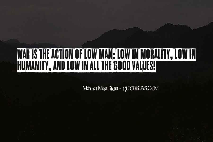 Values And Quotes #31328