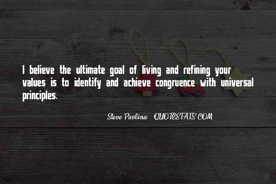Values And Quotes #32116