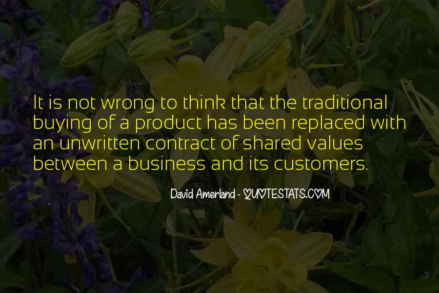 Values And Quotes #33129