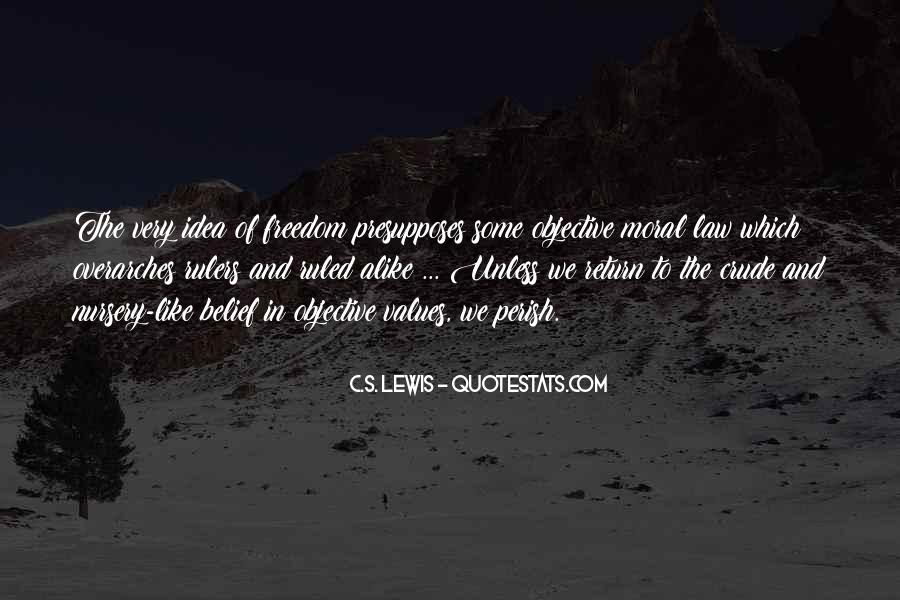 Values And Quotes #39874