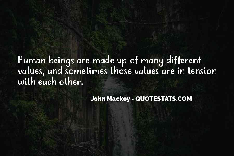 Values And Quotes #40380