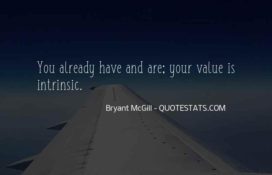 Values And Quotes #44162