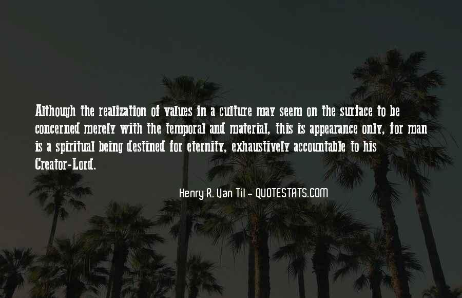 Values And Quotes #50154