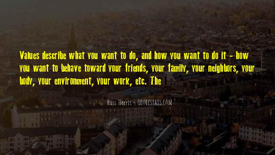 Values And Quotes #54671