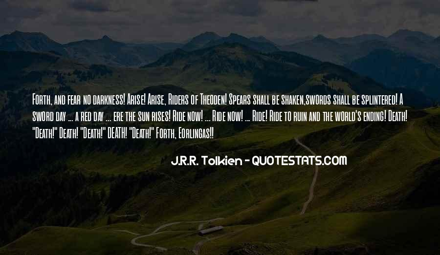Vanquish Enemies Quotes #177236