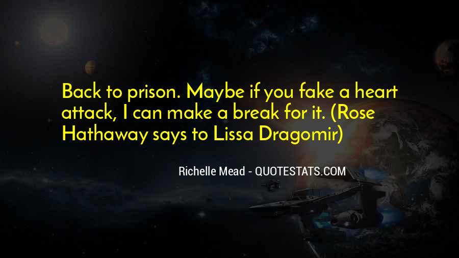 Quotes About Prison Break #1328980
