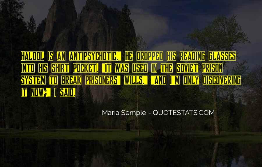 Quotes About Prison Break #1720458