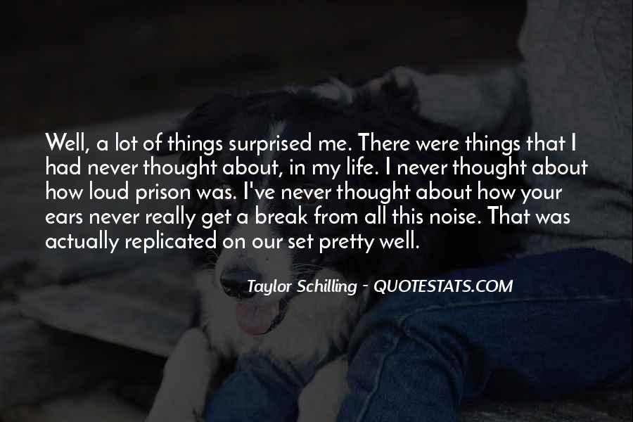 Quotes About Prison Break #240129