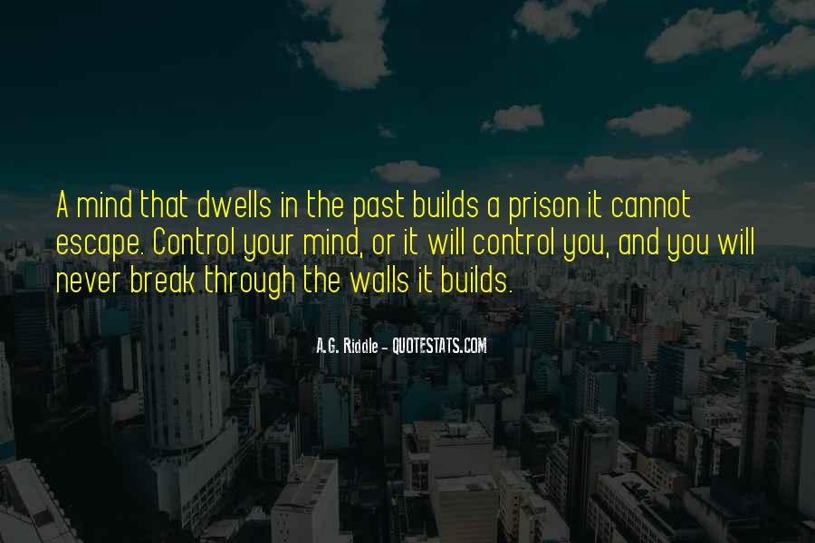 Quotes About Prison Break #60498