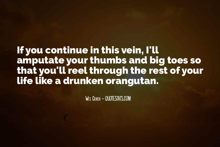 Vein Quotes #163454