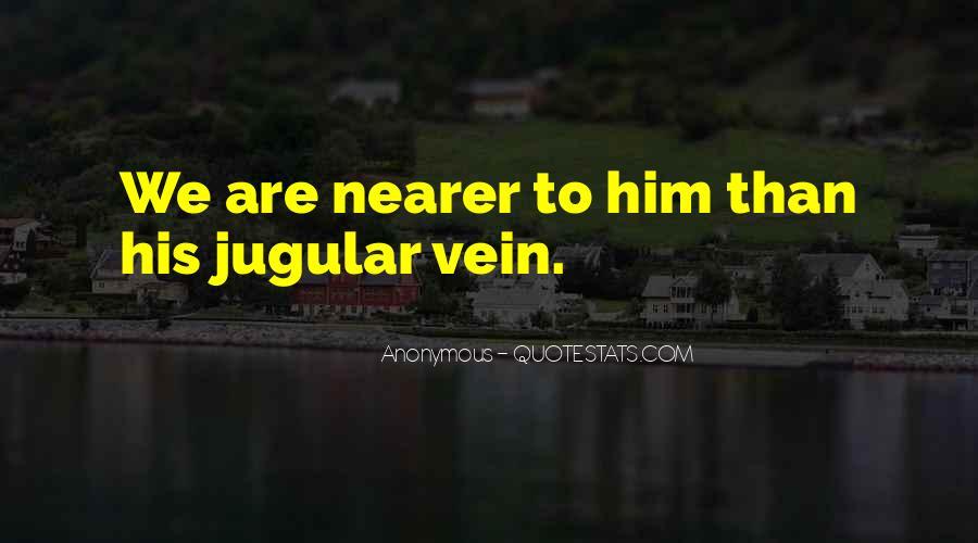 Vein Quotes #306035