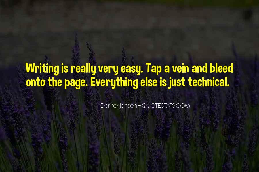 Vein Quotes #414215
