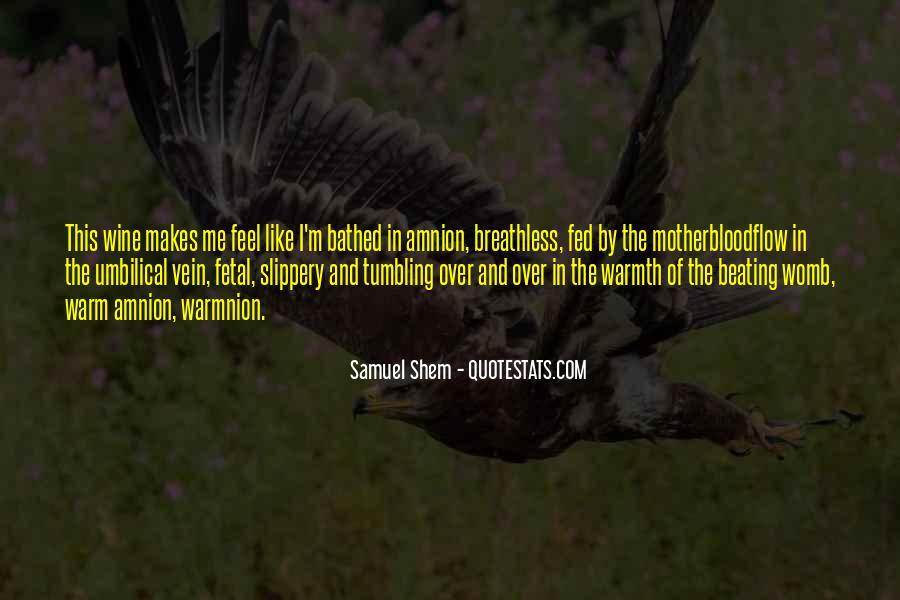 Vein Quotes #87755