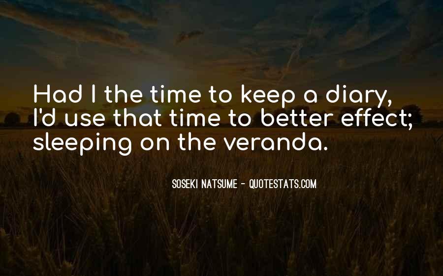 Veranda Quotes #1155232