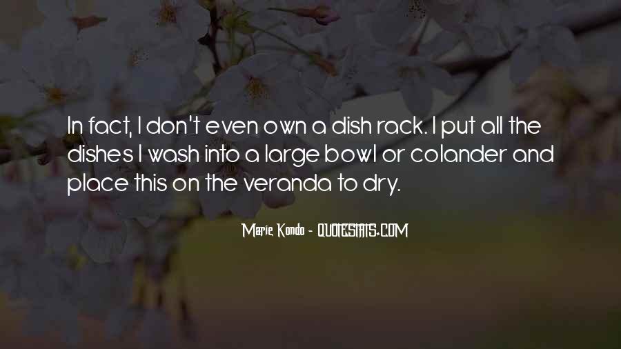 Veranda Quotes #126340