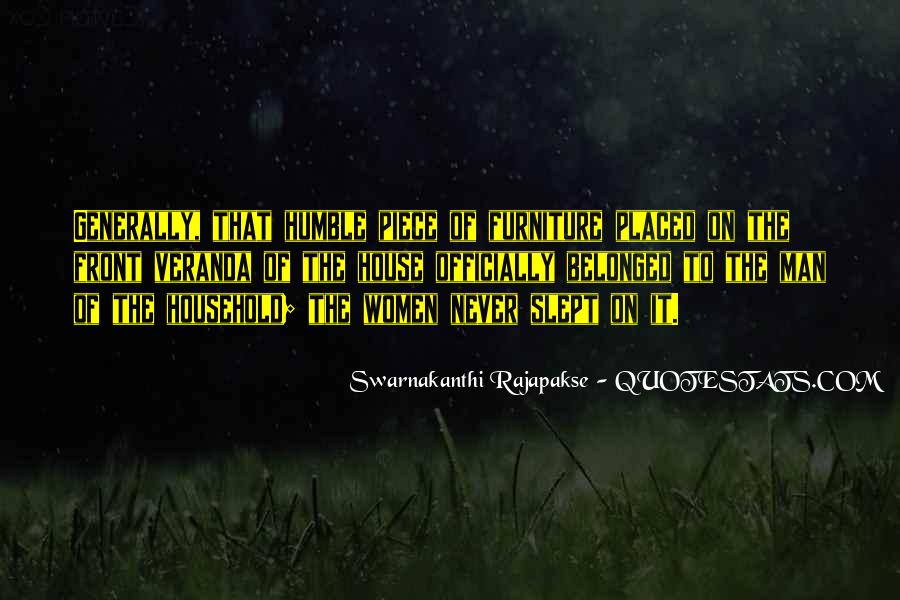 Veranda Quotes #147029