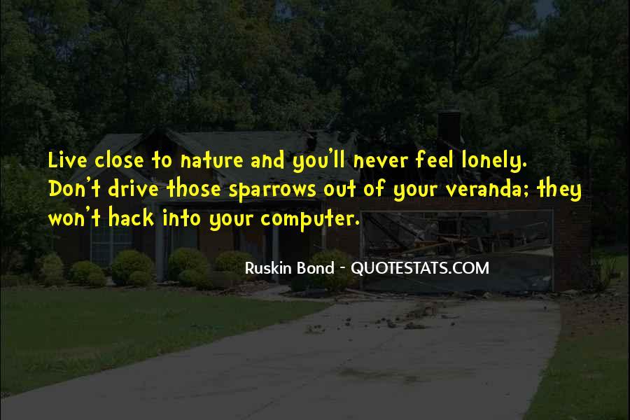 Veranda Quotes #300243