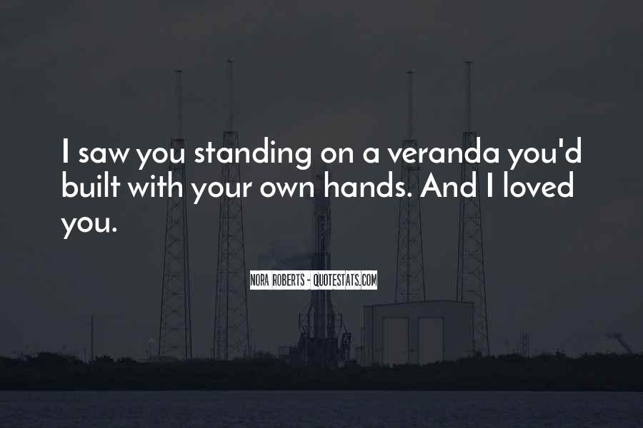 Veranda Quotes #456136