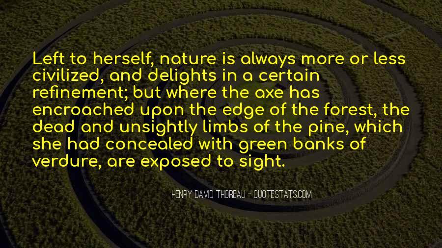 Verdure Quotes #1108364