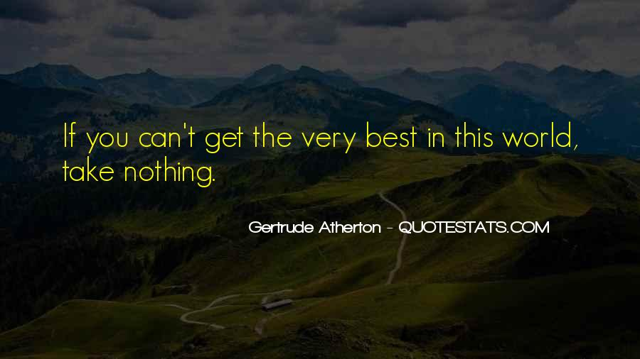 Very Best Quotes #52667