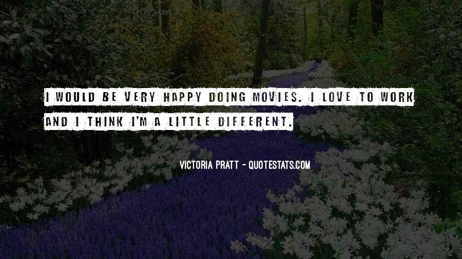 Very Different Love Quotes #1281953