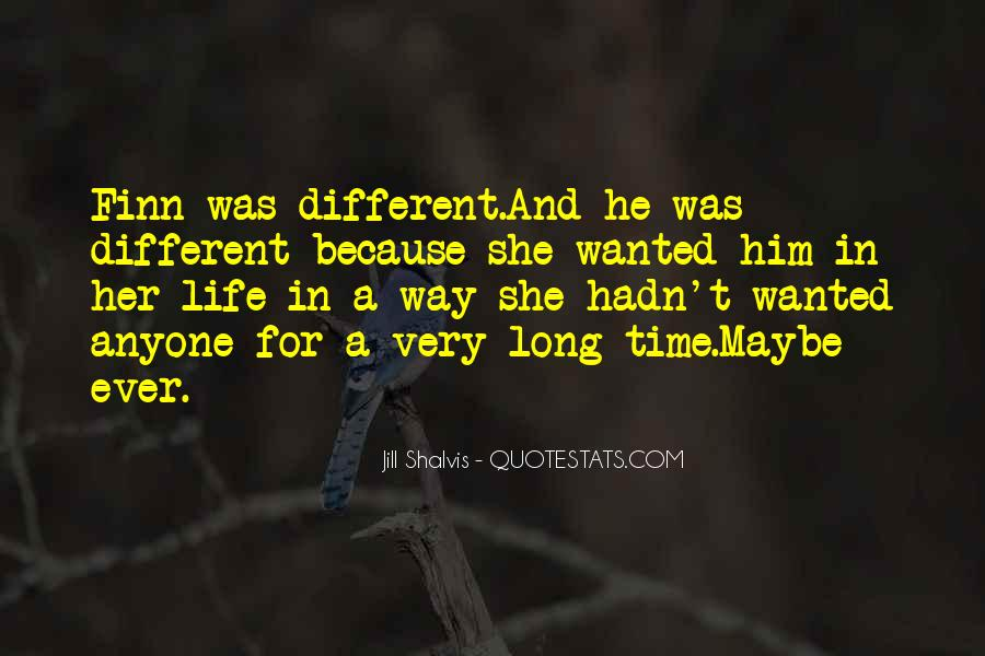 Very Different Love Quotes #1645148