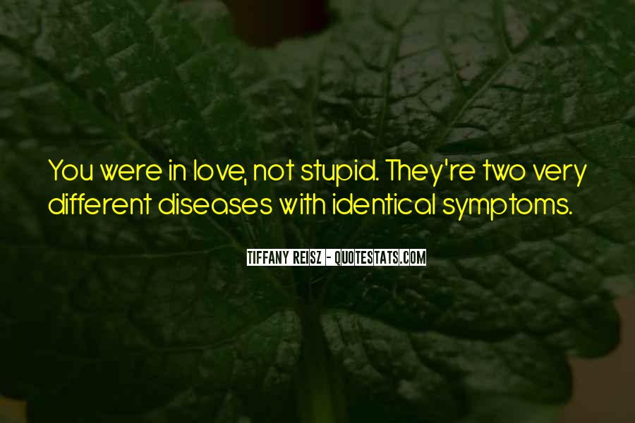Very Different Love Quotes #245074