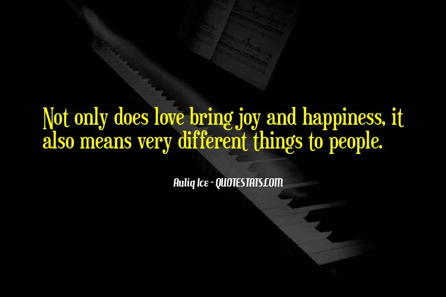 Very Different Love Quotes #337532