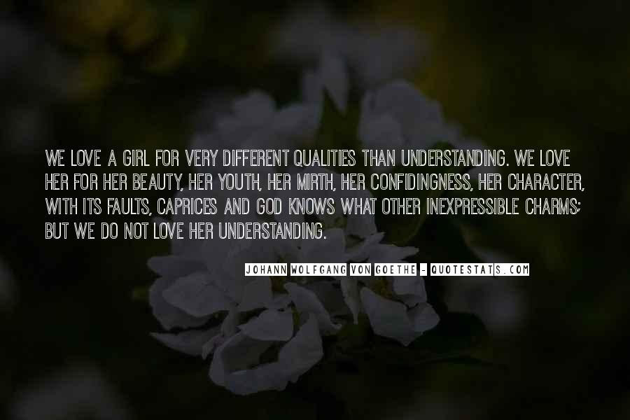 Very Different Love Quotes #991205
