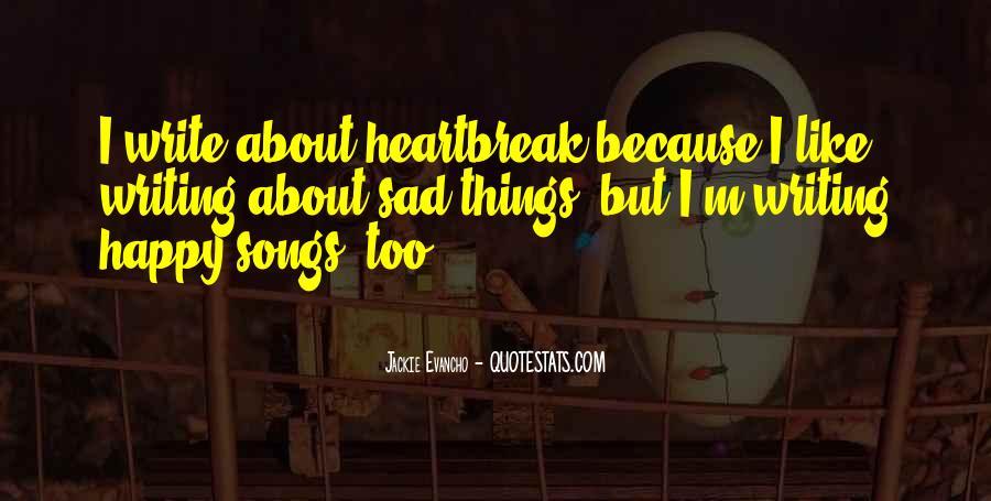 Very Sad Heartbreak Quotes #879009