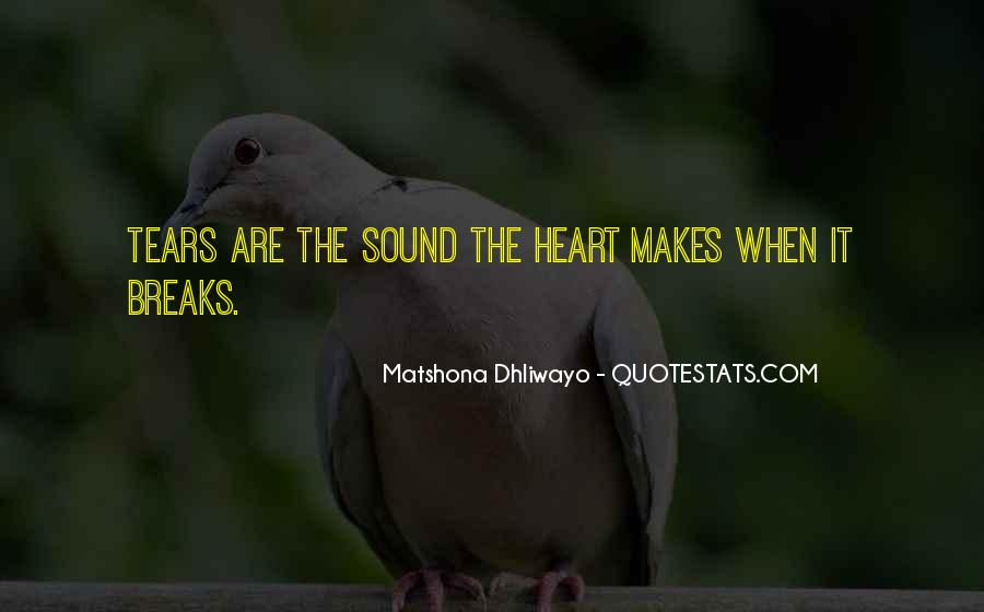 Very Sad Heartbreak Quotes #962303