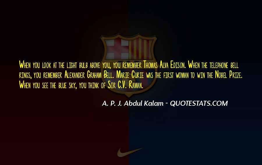 Quotes About Thomas Alva Edison #1686048