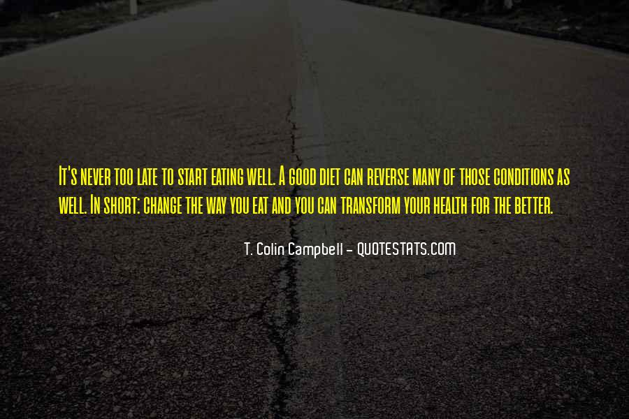Very Short But Good Quotes #14752