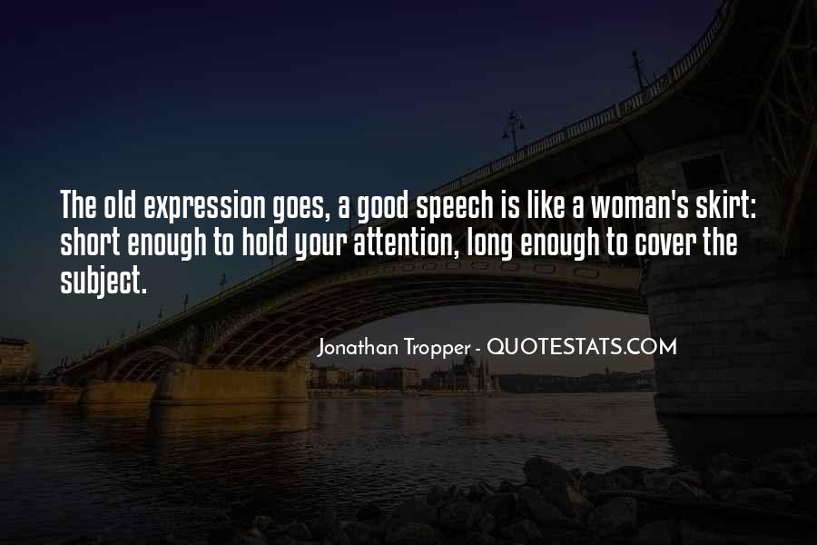 Very Short But Good Quotes #97831