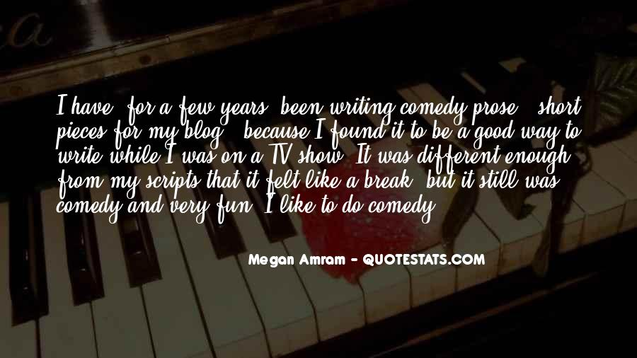 Very Short But Good Quotes #985121