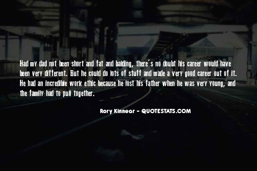 Very Short Father Quotes #1043646