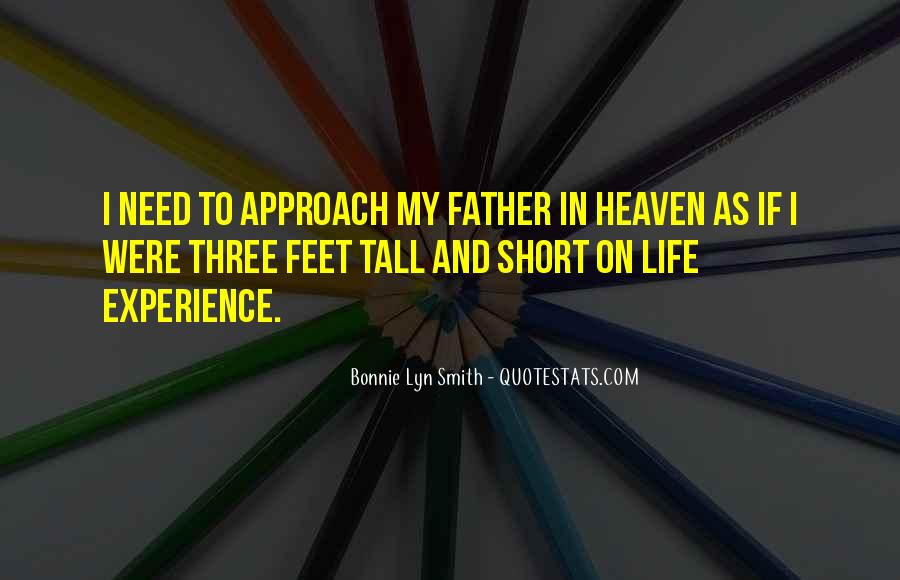 Very Short Father Quotes #1658561