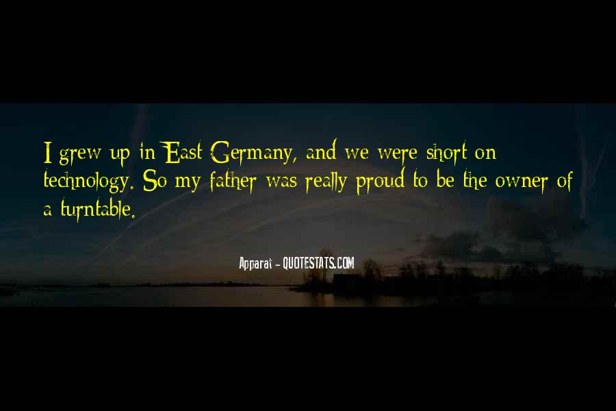 Very Short Father Quotes #371641