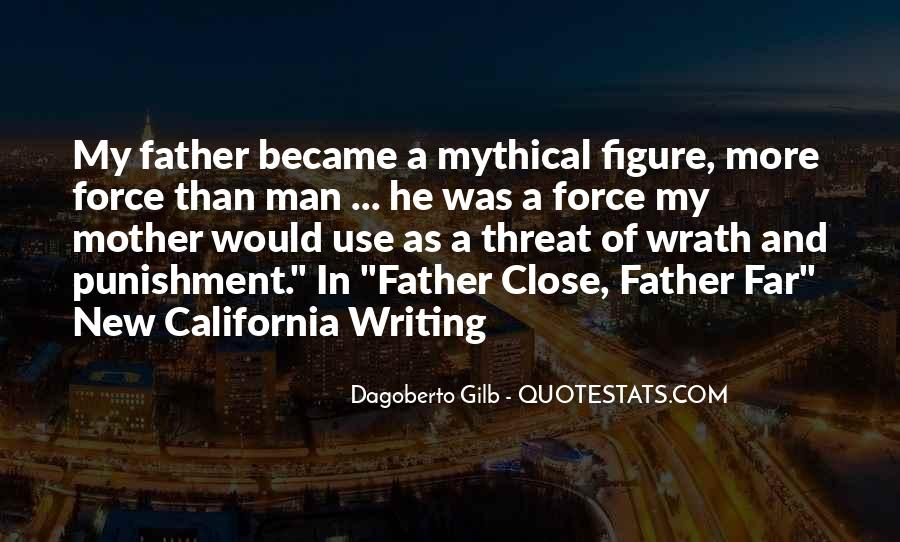 Very Short Father Quotes #725030