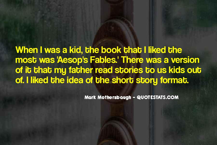 Very Short Father Quotes #999187
