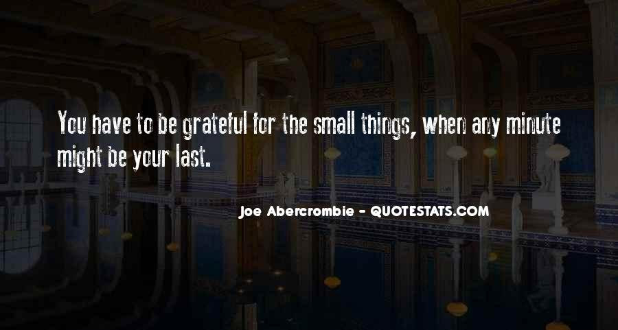Very Small Inspirational Quotes #215530