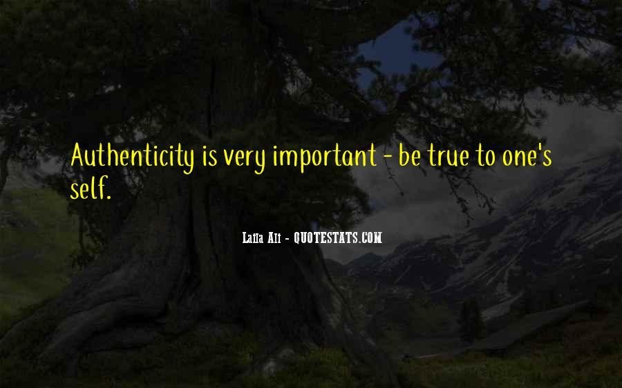 Very True Quotes #24047