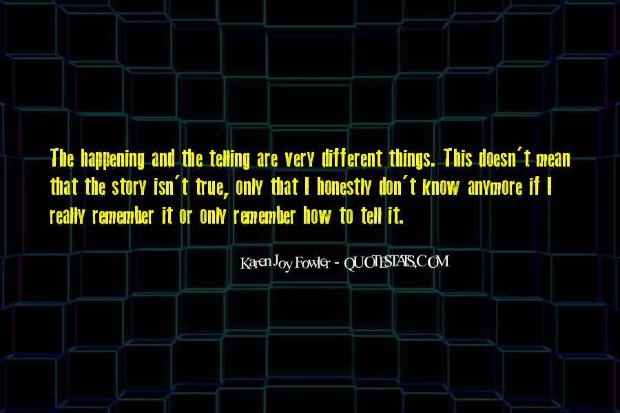 Very True Quotes #7039