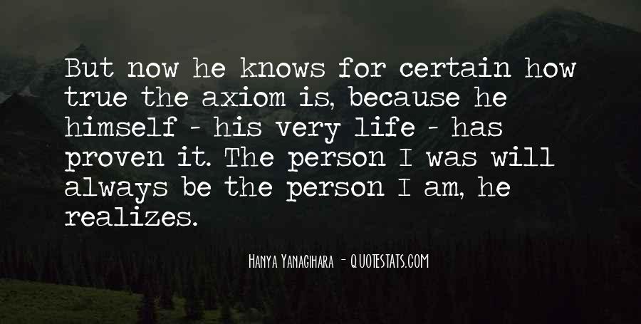 Very True Quotes #9530