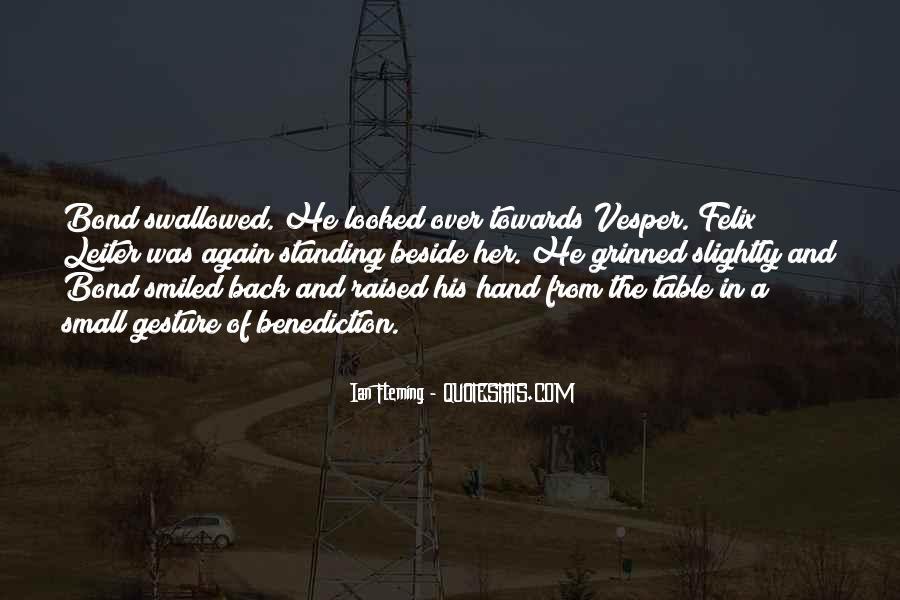 Vesper Quotes #1489445